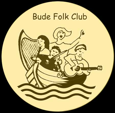Bude Folk Club logo
